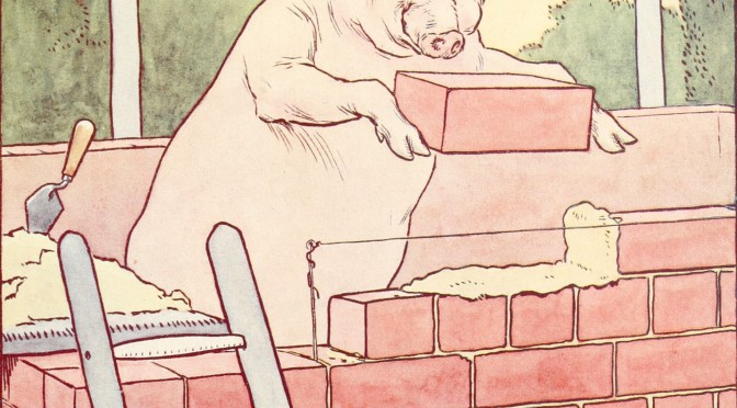 Un Conte à votre façon : Les Trois petits cochons revisité