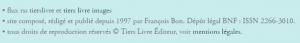S9 françois bon 2